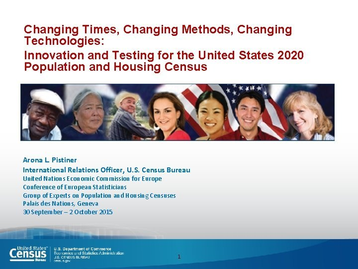 Changing Times Changing Methods Changing Technologies Innovation and