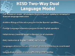 Helms Dual Language Helms Dual Language Magnet offers