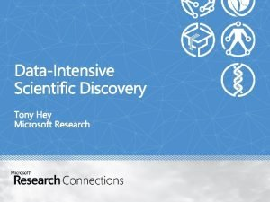 A Tidal Wave of Scientific Data Emergence of