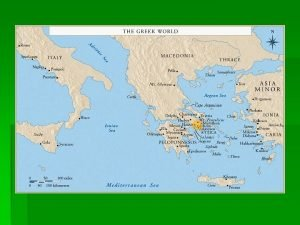 Classical Greece Classical Greece The Greeks called themselves