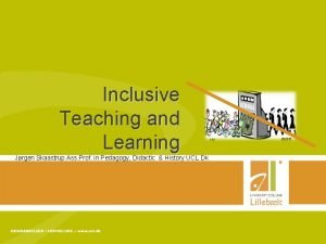 9292020 side 1 Inclusive Teaching and Learning Jrgen