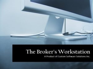 The Brokers Workstation Customer Relationship Management Intelli Quote