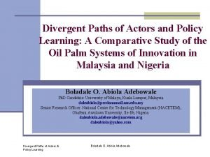 Divergent Paths of Actors and Policy Learning A