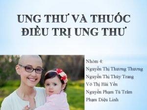 Nhm 4 Nguyn Th Thng Nguyn Th Thy