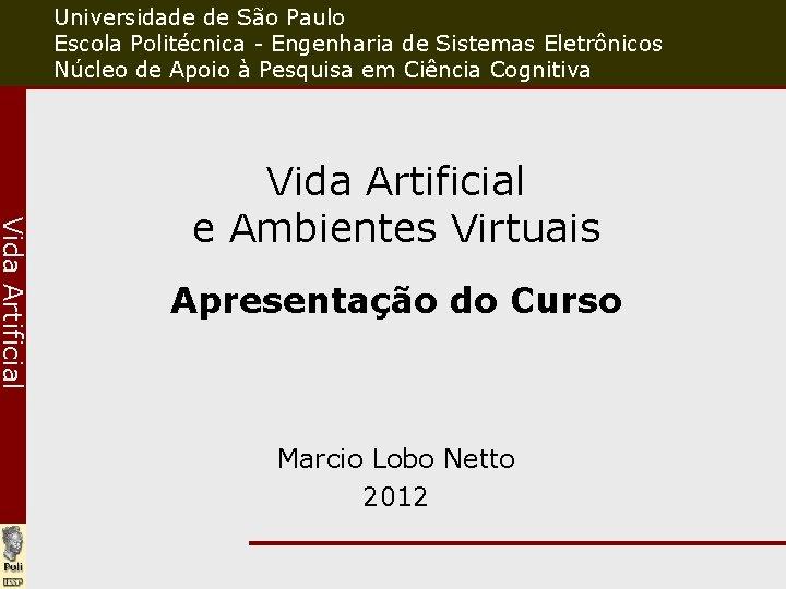 Universidade de So Paulo Apresentao Escola Politcnica Engenharia