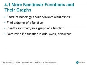 4 1 More Nonlinear Functions and Their Graphs