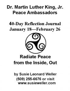 Dr Martin Luther King Jr Peace Ambassadors 40