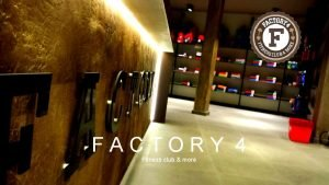 FACTORY 4 Fitness club more Factory 4 Fitness