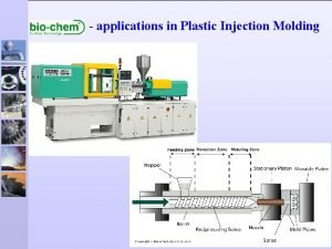 applications in Plastic Injection Molding applications in Plastic