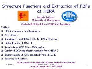 Structure Functions and Extraction of PDFs at HERA
