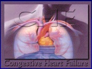 Drugs for CCF Heart failure is the progressive