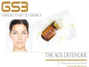 WHAT IS STEM CELL Stem cells refer to