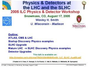 Physics Detectors at the LHC and the SLHC
