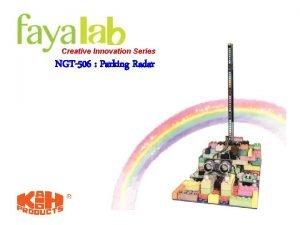 Creative Innovation Series NGT506 Parking Radar NGT506 Parking