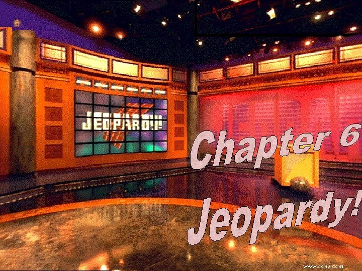 Chapter 5 Jeopardy Multiplying Exponents Dividing Exponents Negative