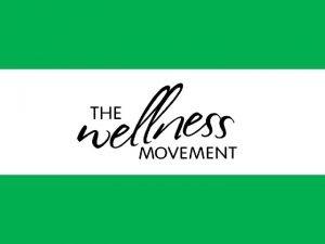 WELLNESS WEEK Prepared by Rachel Robichaud Wellness Consultant