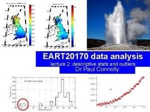 EART 20170 data analysis lecture 2 descriptive stats