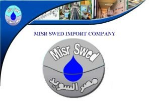 MISR SWED IMPORT COMPANY MISR SWED BRANCHES Main