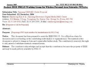 doc IEEE 802 15 05 0042 00 004