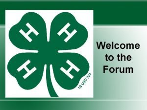 Welcome to the Forum Practice Community Forum This