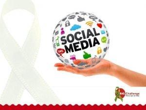 Sociale Media Doelen van Sociale Media voor kennisoverdracht