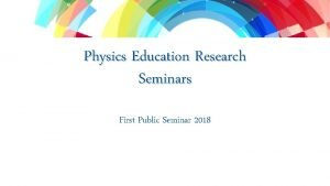 International Relations Sector Secteur Relations Internationales Physics Education