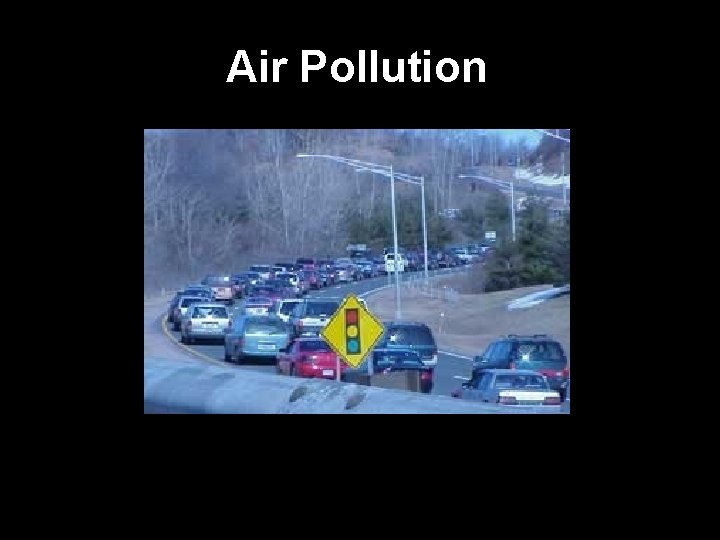 Air Pollution Outdoor Air Pollution Primary vs Secondary
