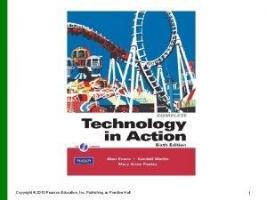 Copyright 2010 Pearson Education Inc Publishing as Prentice