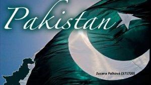 Zuzana Palkov 371720 PROVINCIE 1 Balistn Balochistan 2