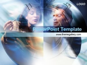 LOGO Power Point Template www themegallery com LOGO