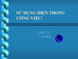 S DNG IN TRONG CNG VIC Bi I