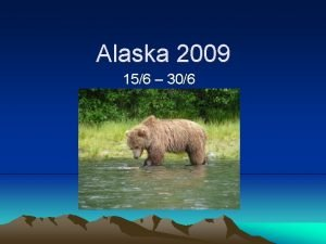 Alaska 2009 156 306 DELTAGERE P TUREN PER