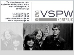 CVO VSPWKortrijk stands for Training centre for adults
