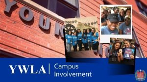 YWLA Campus Involvement Name Senior Student Council Middle