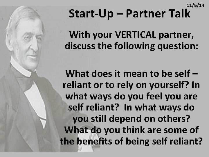 11614 StartUp Partner Talk With your VERTICAL partner