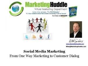 www Marketing Huddle com MikeMarketing Huddle com Social