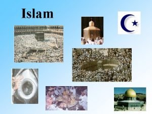 Islam Islam Note Definitions taken from A Popular