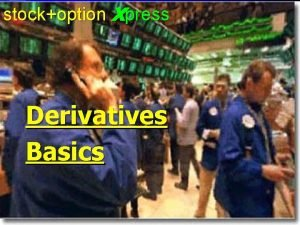 x stockoption press Derivatives Basics x stockoption press