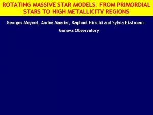 ROTATING MASSIVE STAR MODELS FROM PRIMORDIAL STARS TO