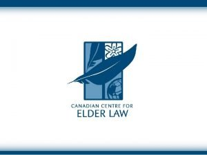 Elder Abuse and Neglect What Volunteers Need to