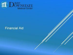 Financial Aid Todays Topics Forms of Forms FAFSA