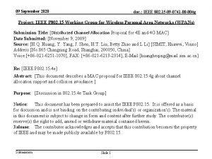 09 September 2020 doc IEEE 802 15 09