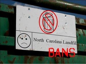 North Carolin a Landfill North Carolina Landfill Bans