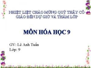 NHIT LIT CHO MNG QU THY C GIO