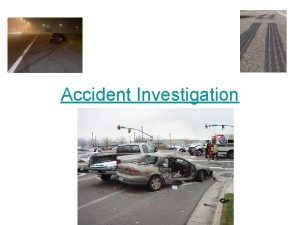 Accident Investigation Tree eats car Car in the