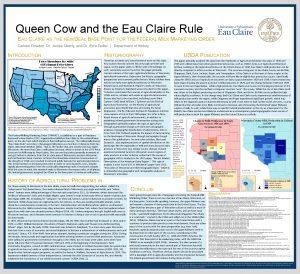 Queen Cow and the Eau Claire Rule EAU