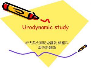 Urinary incontinence Urinary incontinence is a condition in