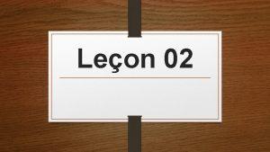 Leon 02 Un livre des livre s Une