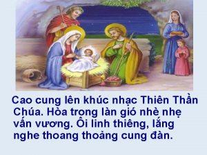 Cao cung ln khc nhc Thin Thn Cha