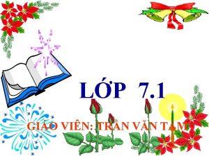LP 7 1 GIO VIN TRN VN TM